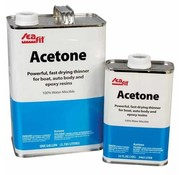 SEAFIT Solvent-Acetone Qt