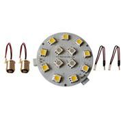 DR. LED Bulb Kit-Dome LED 12V Rd/Wh