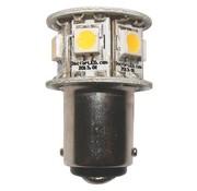 DR. LED Bulb-2nm GE90 1W BA15D Rd 12V
