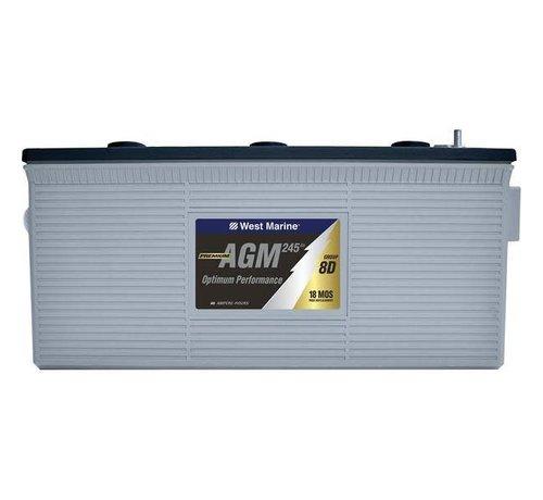 Batt-AGM Dual Purp (8D)