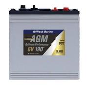 Batt-AGM Dual Purp 6V (GC2)