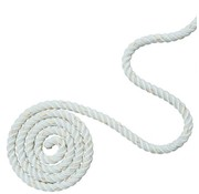 "TEUFELBERGER FIBER ROPE CORPORATION Line- 1""-3Str White 1/Ft"