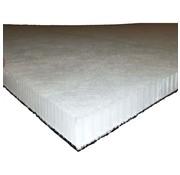 """Honeycomb, 25mm (1"""") 4'x8' Sheet 5lb Carbon-Core"""