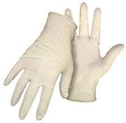 BOSS MANUFACTURING COMPANY Gloves-Disp Latex Powd L (100) single