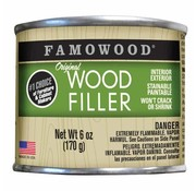 ECLECTIC PRODUCTS Putty-Wood Fill Mahogany 6oz