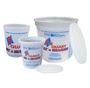 ENCORE PLASTICS Lid-Mix Bucket 2-1/2Qt