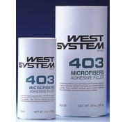 WEST SYSTEM Filler-Micro Fibers #403 (6oz)