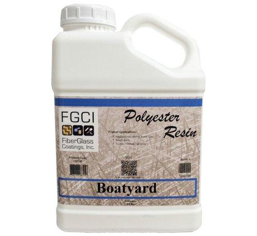Boatyard Polyester Resin (GA)