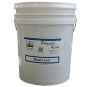 Boatyard Polyester Resin (5Ga)