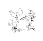 XYLEM INC Gasket-Head Pump Base 29090