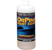 H & M MARINE PRODUCTS, INC. Cleaner-Boat Soap Orpine Qt.