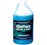 H & M MARINE PRODUCTS, INC. Cleaner-Wash Wax Orpine GA
