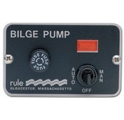 XYLEM INC Switch-Bilge Pump Pnl Tgl 3way