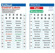 HARDLINE PRODUCTS SRP ENT., INC. Labels-Sailboat Conrol UV