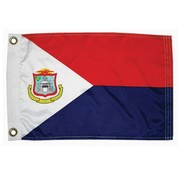 Taylor Made Products St. Maarten Courtesy Flag