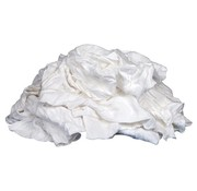 BUFFALO INDUSTRIAL PRODUCTS Rags-T-Shirt Reclaimed 50lb Bx single