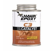 New Nautical Coatings Inc. Hawk Epoxy Fast Cure Catalyst Size 1, .4PT