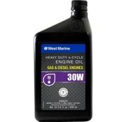 Oil-4 Strk Premium 30W Qt