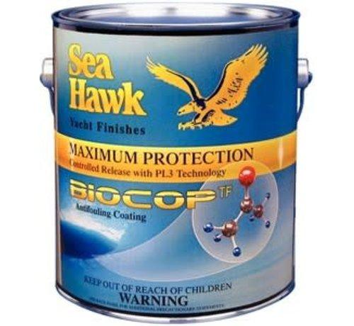 New Nautical Coatings Inc. NYS - SEA HAWK Biocop TF Antifouling Paint Black GL
