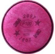 3M Cartridge-Respirator 2097(50PR) Single