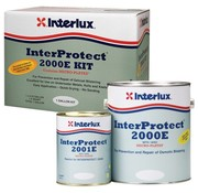 INTERNATIONAL PAINT (INTERLUX) Primer-InProtct2000 Gy Qt Kit