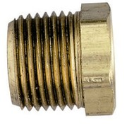 LINCOLN PRODUCTS Bushing-Brs 3/8x1/4