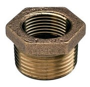 LINCOLN PRODUCTS Bushing-Brz 1/4x1/8