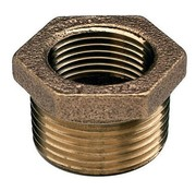 LINCOLN PRODUCTS Bushing-Brz 3/8x1/8