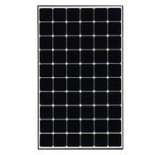 """LG NYS LG 350W Solar Panel LG350Q1C-5A Mono Black Frame (66.93"""" x 40"""")"""
