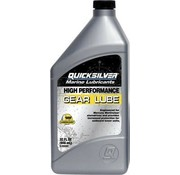 MERCURY MARINE (PARTS) Lube-Lwr Unit Gear 32oz Quicksilver