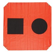 ORION SAFETY PRODUCTS Flag-Distress 36x36