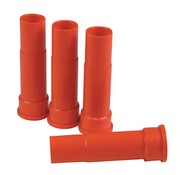 ORION SAFETY PRODUCTS Flares-25mm HP Replace (4)