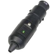 PAN JACK INDUSTRIAL CO.,LTD. Plug-12V W/LED & Fuse