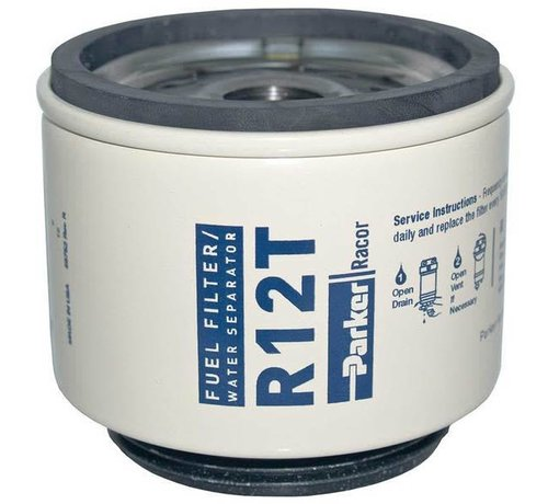 PARKER HANNIFIN CORPORATION Cartridge-Fuel 120 10Mi