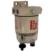 PARKER HANNIFIN CORPORATION Filter-Fuel/Wtr Sep 120AP
