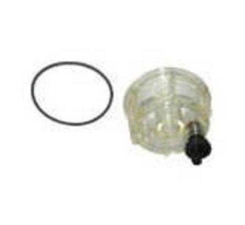 PARKER HANNIFIN CORPORATION Bowl KIt-Fuel Filter -320 Clr