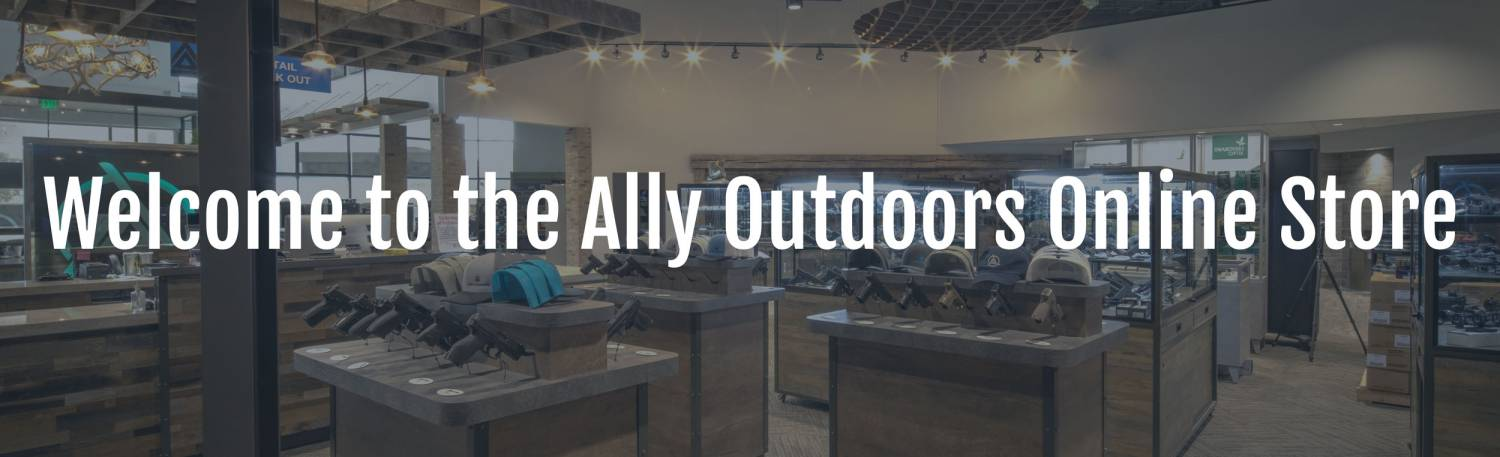 Welcome to the Ally Outdoors Online Store!