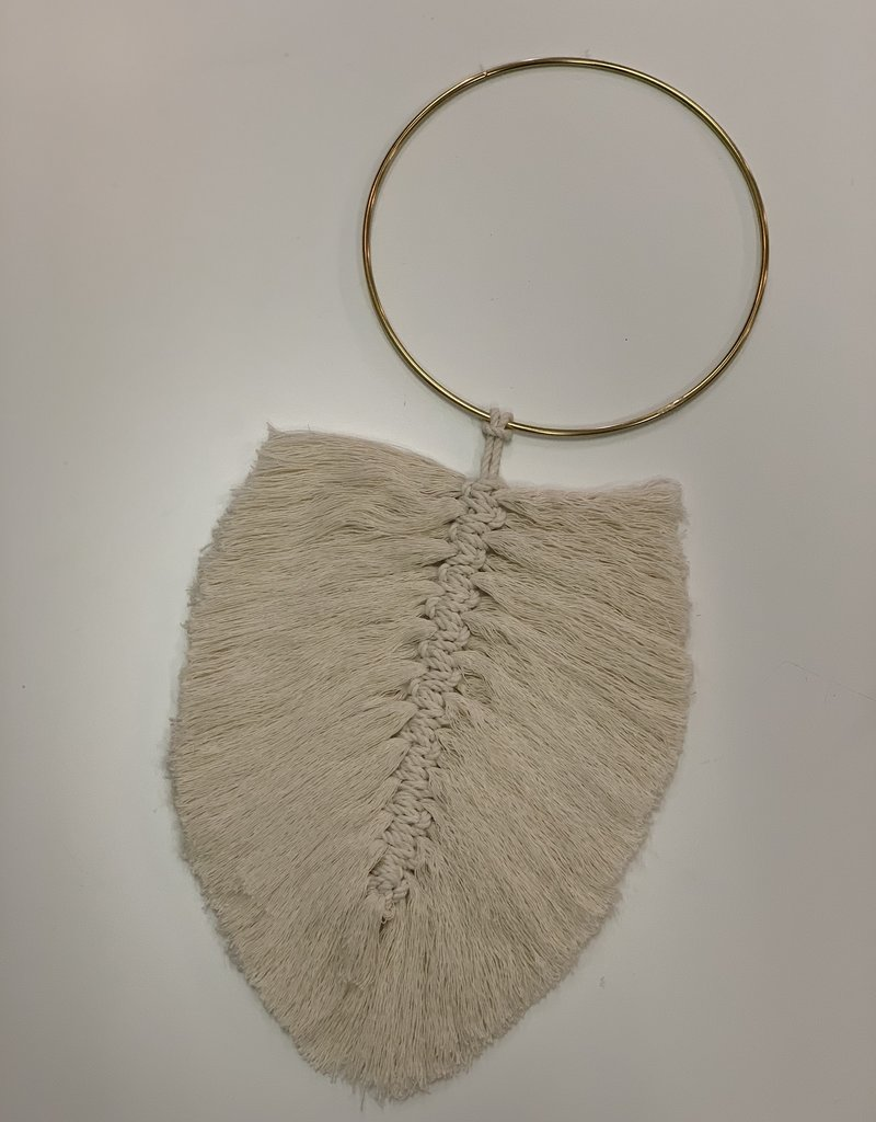 Workshop - Macrame Plant Hanger - April 24th - 6:30-9:30 - With Beth