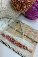 Workshop - Weaving - April 23 - 9-12 - With Beth