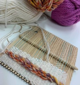 Workshop - Weaving - April 23 - 9-12  - With Beth