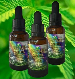 300mg Full Spectrum CBD Oil