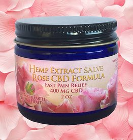 Rose High CBD Salve