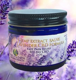 Lavender High CBD Salve