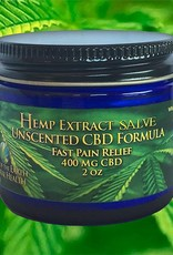 Unscented High CBD Salve
