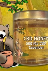 CBD Honey, 500 mg
