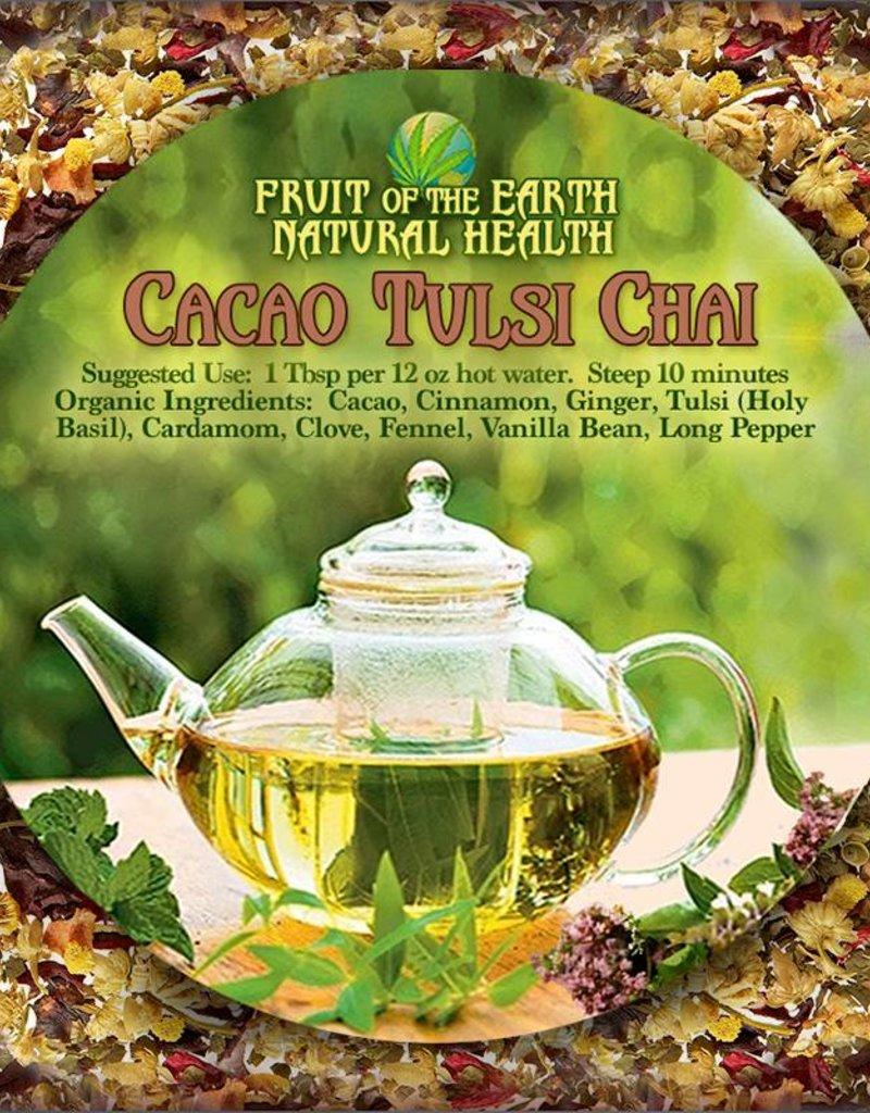Cacao Tulsi Chai 2 oz