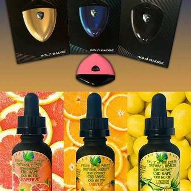 CBD Vaping Products