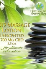Unscented CBD Massage Lotion