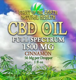 1500mg CBD Full Spectrum