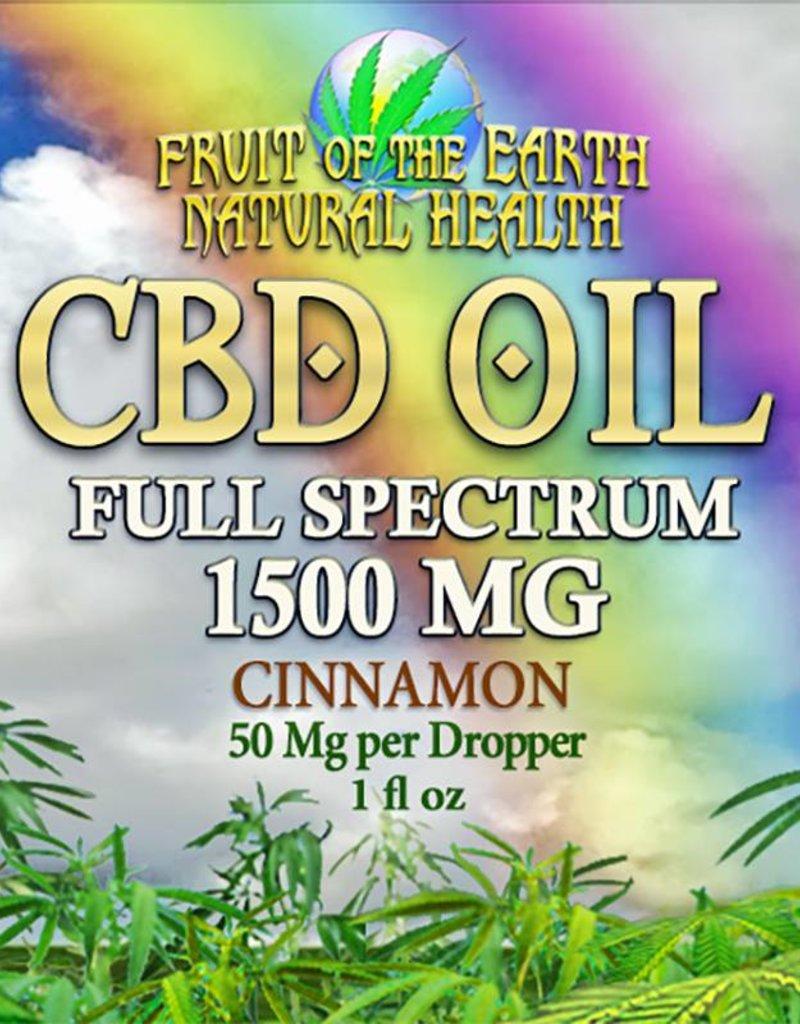 1500mg CBD Full Spectrum